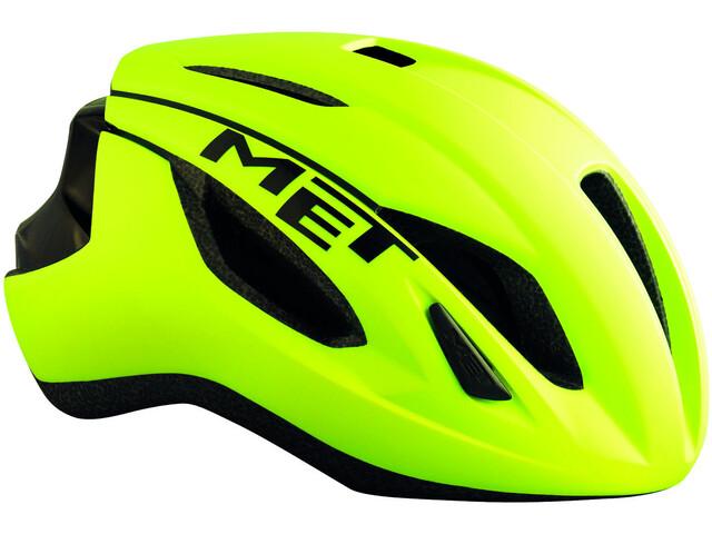 MET Strale Cykelhjelm gul/grøn (2019) | Helmets